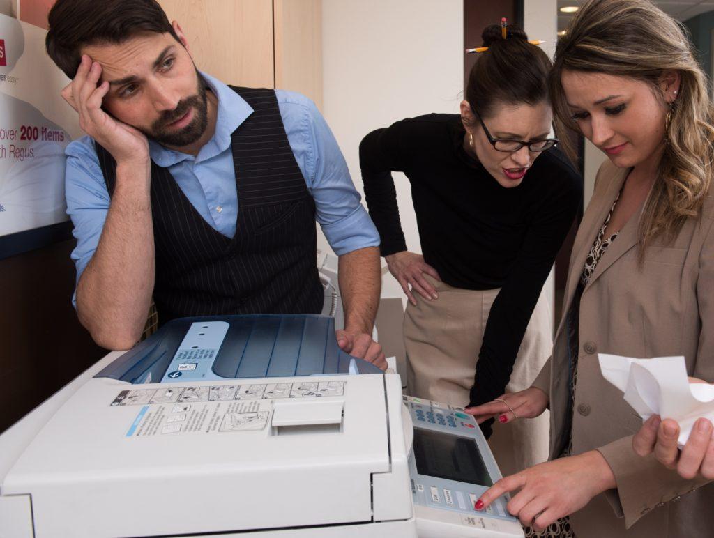 複合機(コピー機)で裏紙印刷する方法と注意点